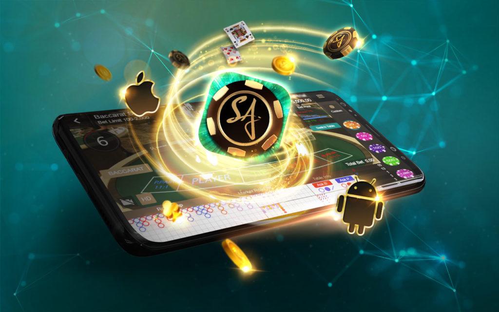 SA Gaming เว็บคาสิโนออนไลน์