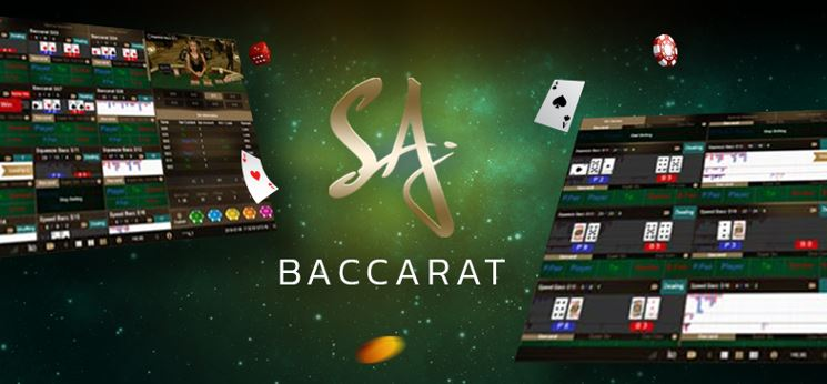 เล่นบาคาร่าออนไลน์ SA Gaming ที่ LuckyNIKI วันนี้แถมโปรดีไว้ต่อกำไร